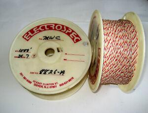 24 AWG Gauge Stranded Wire, 1000 ft.  1000 vdc insulation