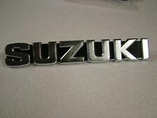 SUZUKI GT550, GT380, GT250, GT185, GT125, A100 TANK BADGE '74
