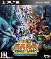 New PS3 Super Robot Taisen OG Saga: Masou Kishin III Japan Import Playstation 3