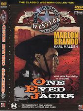 One Eyed Jacks-1961-Marlon Brando-Movie-DVD