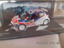 PEUGEOT 207 S2000 ZERO RALLY CURITIBA 2010 IXO 1/43 D2