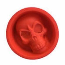 NEW Silicon Fondant Chocolate Cake Mold Mould Decoration SKULL