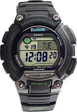 "Casio STB-1000 ""OmniSync Sports"" Bluetooth Vibration Smart Watch STB-1000-1C New"