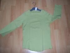 Tee-shirt anis pour femme T.38/40 manches 3/4