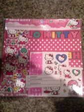 Hello Kitty 12x12 scrapbooking page kit paper sticker pack Creative Imaginations