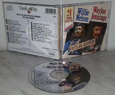 CD WILLIE NELSON - WAYLON JENNINGS - OUTLAW REUNION