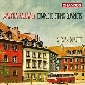 BACEWICZ:STRING QUARTETS CD NEW