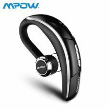 Mpow Bluetooth Headset Stereo Kopfhörer Kabellos Ohrhörer mit Mikrofon für Handy