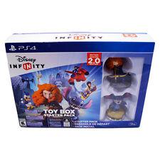 Disney Infiniti Toy Box Starter Pack 2.0 (PS4)