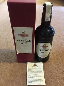 Fuller's Vintage Ale 2004 Bottle Conditioned Limited Edition Rare