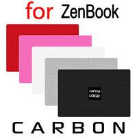 Textured Carbon Fiber Skin ASUS ZenBook Pro UX501 UX501V UX501J Protection cover