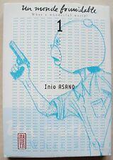Un Monde Formidable T 1 Inio ASANO éd Kana 2006