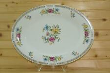 Liling LING ROSE Oval Serving Platter | Fine China | Yung Shen | China