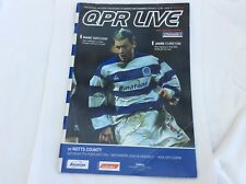 Queens Park Rangers  v Notts County  Nationwide  Division  2  February  2004