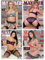 Mayfair Lingerie Special Magazine Four Pack Contains Issues 47. 46, 45 and 43