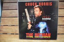 THE HITMAN with Chuck Norris - NEW LaserDisc - FREE Post - mmoetwil@hotmail.com
