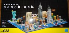 New York Nanoblock Micro Sized Building Block Construction Brick NB033 Kawada