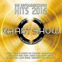 Die Ultimative Chartshow-Hits 2016 von Various | CD | Zustand gut