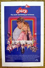 The fun days are back again in GREASE II