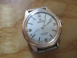 Roamer Watch - Breveté - 17 Jewels - Super-Shock - Swiss Made