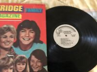 The Partridge Family Sound Magazine LP David Cassidy Bell 6064 Shirley Jones