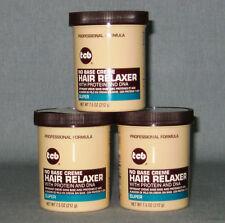 3 x tcb - Hair Relaxer Super - Glättungscreme mit Protein und DNA - super- 636 g