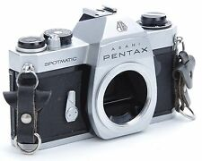 ASAHI PENTAX  SPOTMATIC SPII 35mm SLR Camera Body Only