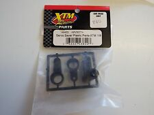 XTM Racing Parts - Servo Saver Plastic Set XTM 1/8 - Model # 149453