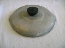 """MAGNALITE GHC WAGNER WARE SIDNEY -O- ALUMINUM REPLACEMENT 8"""" LID ONLY  (1)"""
