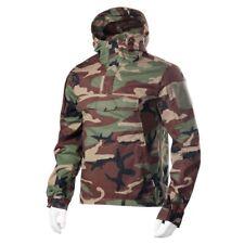 Men's Military Tactical Clothing Outdoor Camping Coat Big Pocket Jacket Hoodie