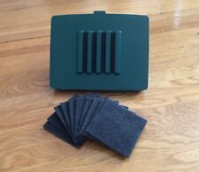 More details for 10 replacement charcoal filters for garland compost caddy bin supplied in bag