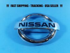 FRONT GRILL EMBLEM FOR NISSAN MAXIMA 2007-2008 & FIT SENTRA 04 - 12 628906Z500