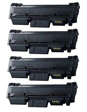 4pk - Compatible Toner Cartridge for Samsung (MLT-D118L/XAA) ML-1665, ML1865W