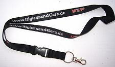 Gießen 46ers Basketball Schlüsselband Lanyard NEU (T45)