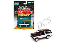 Carreras Campeones 1980 Ford Bronco 1/64 Modelo Fundido Burdeos Rc006 24b