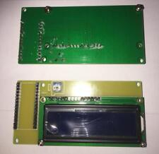 DIY Upgrade LCD Display Adaptor for Teensy 3.2 3.x header USB with HD44780 LCD