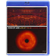 Live at the O2 London, England by Kings of Leon Bluray Region AB&C