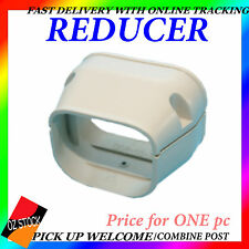 Air Conditioner Reducer Sturdy Anti-Corrosion Ducting  AirCon Connector QDR10-7