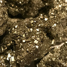 3000 Carat Lots of Unsearched Natural Pyrite Rough + a FREE Faceted Gemstone