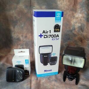 Nissin Air 1 + Di700A for Fujifilm
