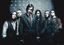 MOTIONLESS IN WHITE A4 260GSM POSTER PRINT
