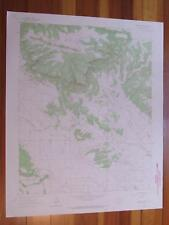 Alamosa Creek New Mexico 1966 Original Vintage USGS Topo Map