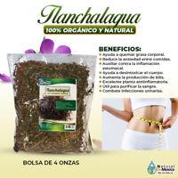 Tlanchalagua hierba adelgazante depurativa te natural 4 onzas