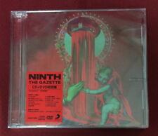 J-ROCK The GazettE NINTH 2018 Taiwan Ltd CD+DVD