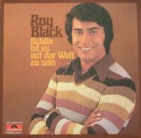 Roy Black - Schön ist es auf der Welt zu sein (Polydor Vinyl-LP Germany 1971)