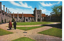 Hampshire Postcard - St Cross Hospital - Winchester     XX724