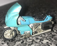 BRITAINS BMW R100 MOTORBIKE WITH ITS STAND ORIGINAL VINTAGE SEE PHOTOS RARE!