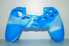 BLU #2 PLAYSTATION 4 ps4 IN SILICONE CONTROLLER JOYPAD Custodia Protettiva Cover Skin Case