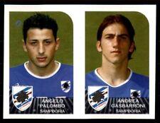 Panini Calciatori 2002-2003 - Sampdoria Palombo / Andrea Gasbarroni No.566