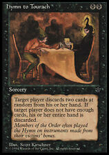 1x Hymn to Tourach (Table) Moderate Play, English Fallen Empires MTG Magic